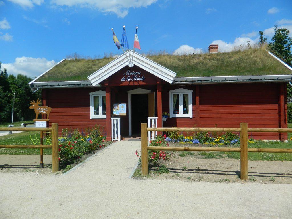 La Maison De La Suede maison de la suède – commune de cepoy – un village où il