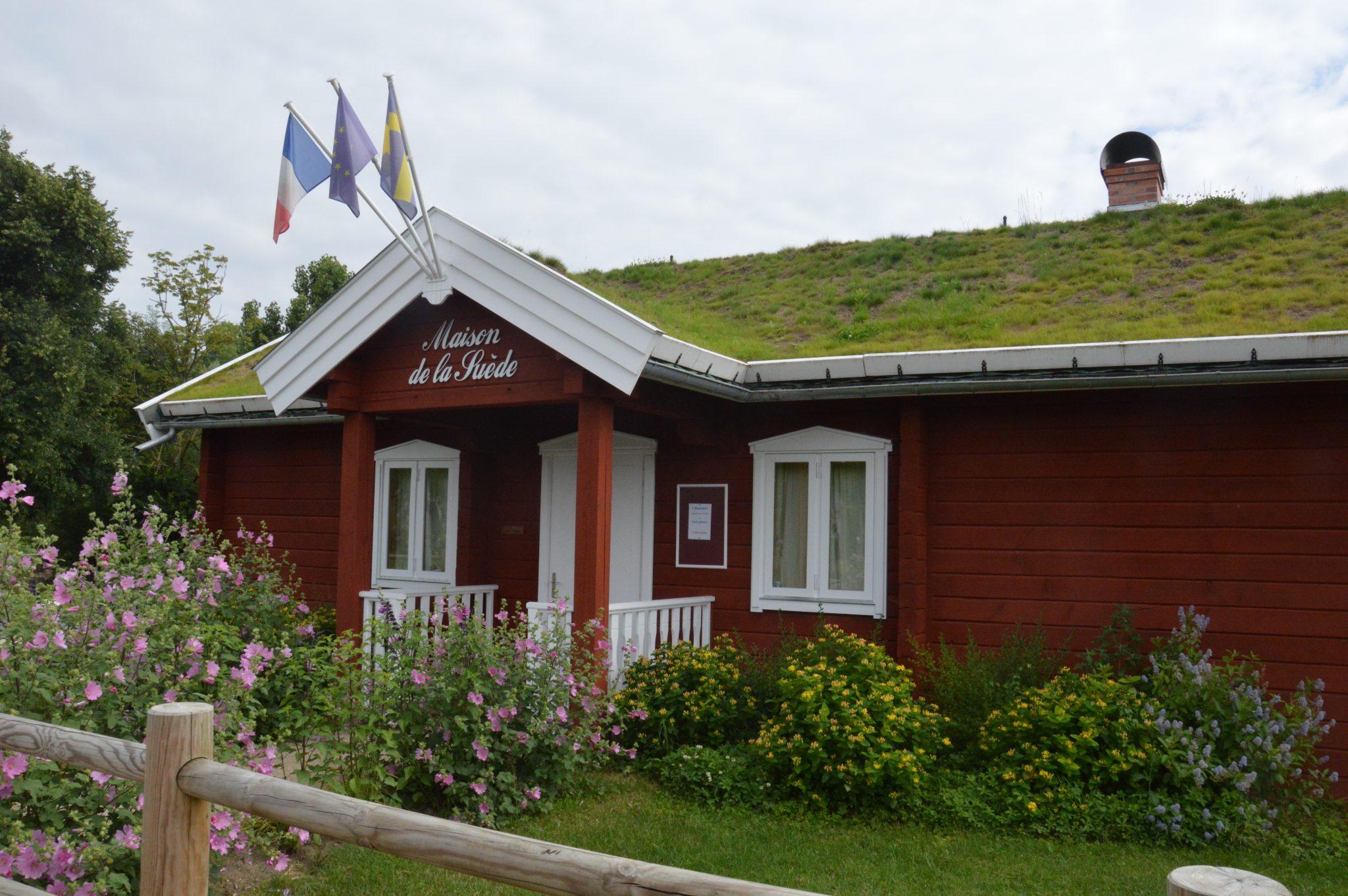 La Maison De La Suede comité de jumelage – ouverture de la maison de suède